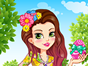 Spring is all about flowers, sunshine and vibrant colors. Play this fun Easter Spring Make Up Look and learn how to have this cute makeup look which is perfect for Easter. After you are done with makeup, choose your favorite outfits to dress her up. Have fun